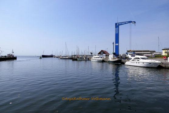 Marina Burgstaaten, Fehmarn