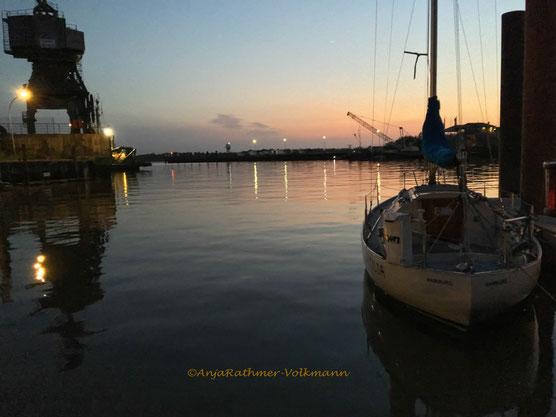 Aussenhafen Glückstadt  ©AnjaRathmer-Volkmann