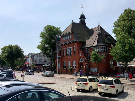 Rathaus von Burg, Fehmarn