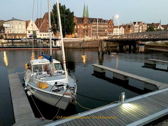 Hansa Hafen , Lübeck