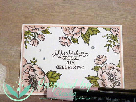 Stampin' Blends Farbenfroh inspired-by-claudia