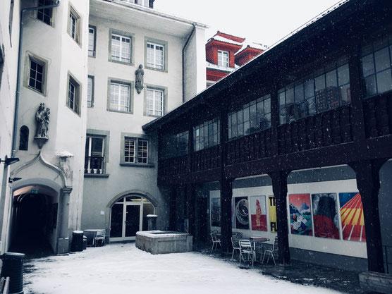 Fachklasse Grafik Luzern