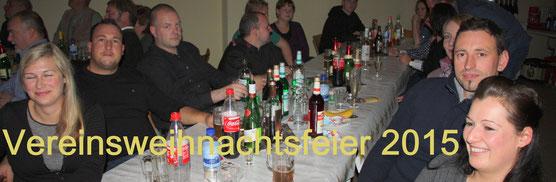 Bild: Wünschendorf Vereinsweihnachtsfeier 2015