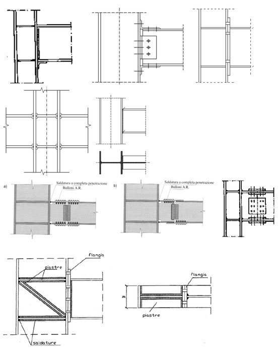 Steel framework joints - mec Engineering Spreadsheets