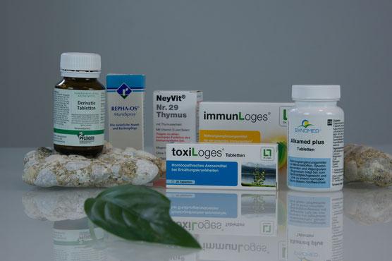 toxine ausleiten homoopathie)