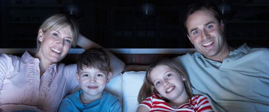 Consejos para ver mejor tus películas en casa