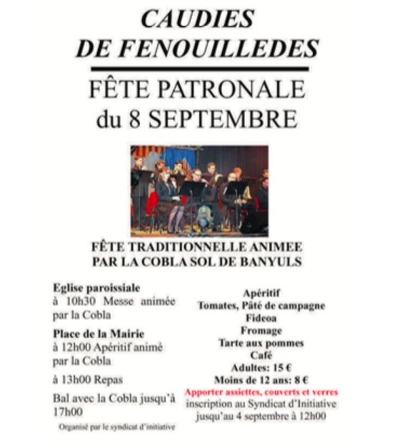 Bulletin municipal Août 2013