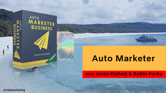 Testberichte, Erfahrungsberichte und Review vom Auto Marketer