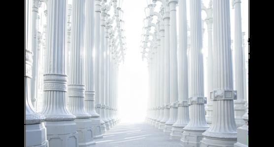 En réalité il n'existe aucune ville, ni aucun Temple dans le ciel, juste des êtres spirituels très puissants. C'est pourquoi, au chapitre 3, Jésus dit qu'il fera un pilier ou une colonne du Vainqueur.