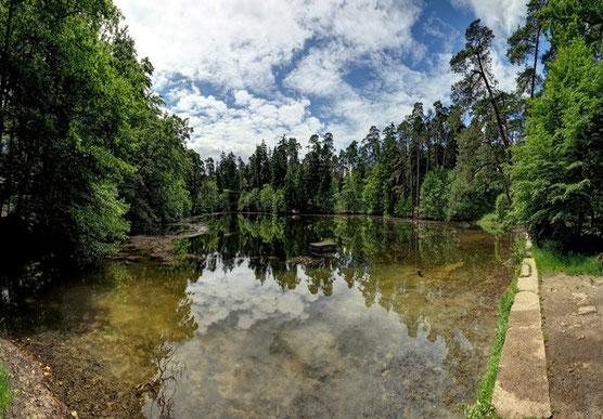 Donoper Teich © Falko Sieker