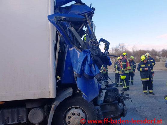 © Freiwillige Feuerwehr Baden-Leesdorf