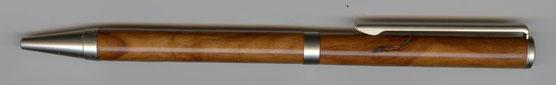 Drehkugelschreiber aus Apfelbaum