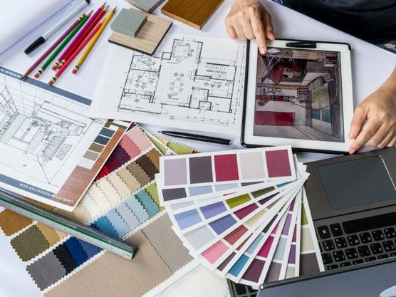 Visite Conseil en décoration et aménagement d'intérieur - architecture inétrieure Agence Tohana