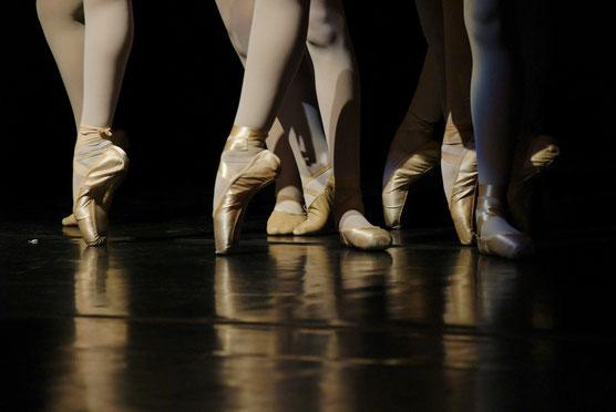 Ballett Dance Tanz Training Kontrolle Stabilität Bewegungskontrolle Stability