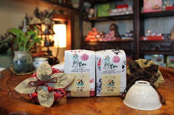 羽唐阿里山產地認證茶