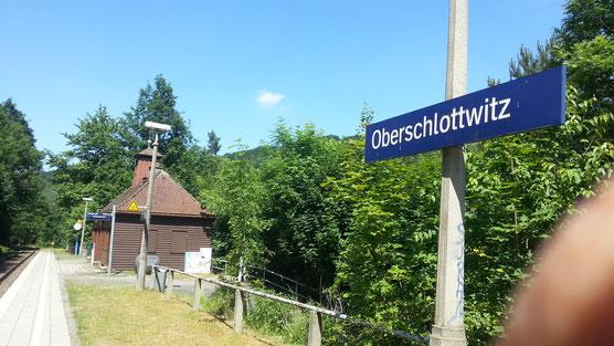 Haltepunkt Oberschlottwitz