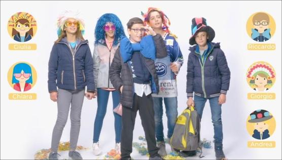 In diesem Video stellen Schülerinnen und Schüler die Fasnacht in Bellinzona vor!