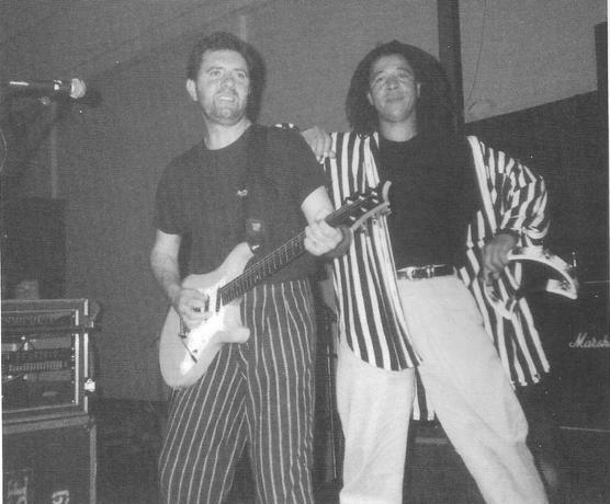 Mick Rogers & Noel McCalla 1993