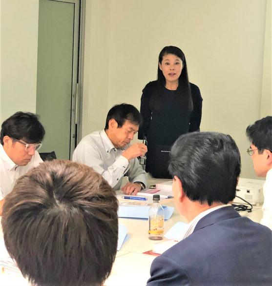 2019/11/11 美容ディーラー様向け労務・助成金セミナー 開催報告