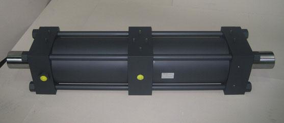 Dosatore di flusso a pistoni, due stadi, diametro 200mm, kompaut marnate, italy,