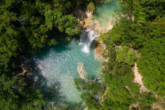 visiter sillan la cascade