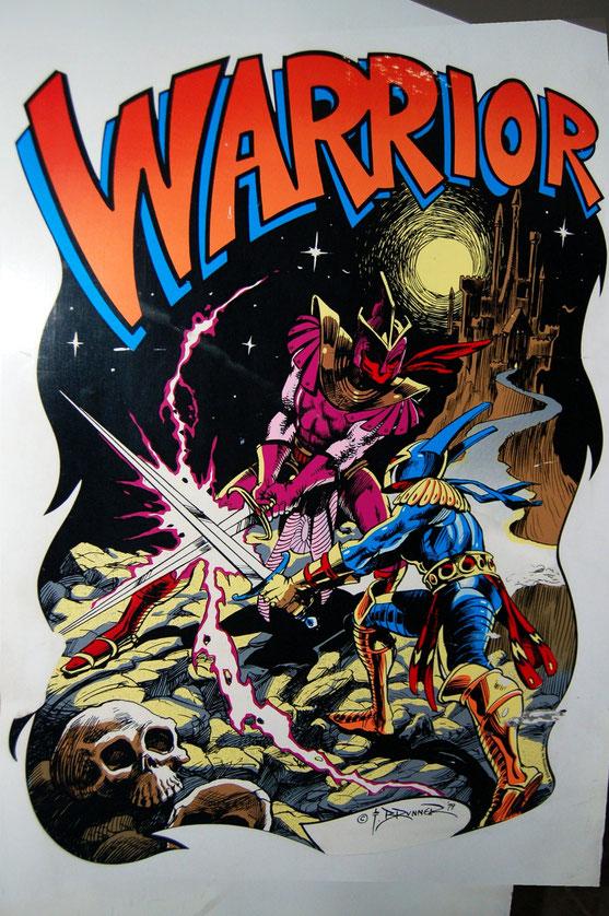 Warrior arcade