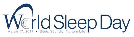 世界睡眠デー( World Sleep Day )  3/17は睡眠の日です。 / マニステージ福岡