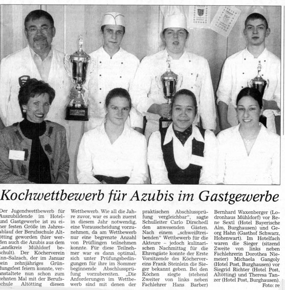 Jugendwettbewerb 2003