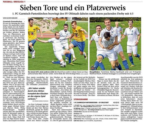 Ga Pa Tagblatt vom 29.04.2013