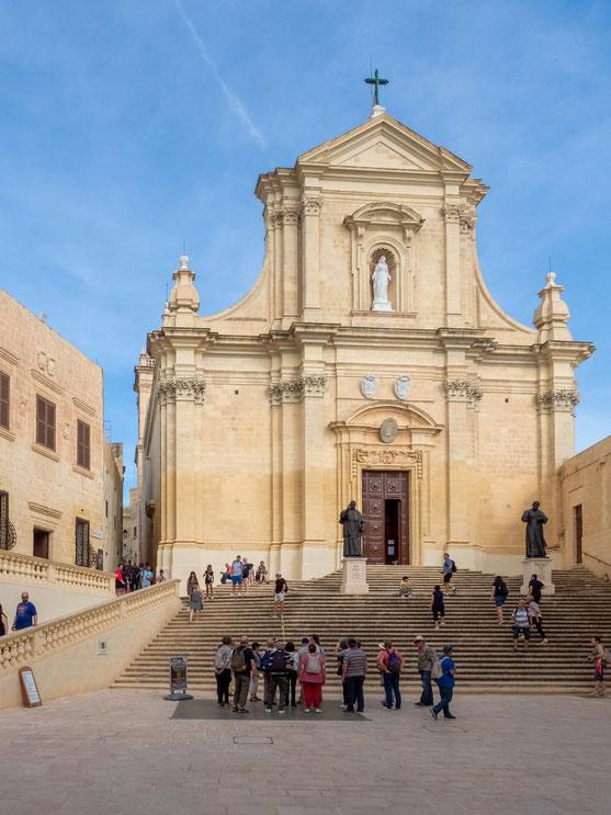 Die Kathedrale von Rabat / Victoria