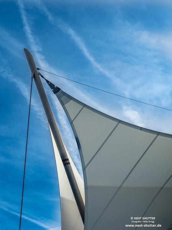 Das wäre doch was für die Tourismus - Werbung - white sails in the sun und nicht red sails in the sunset