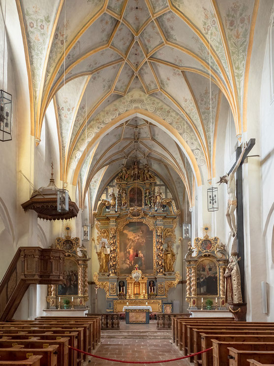 Innenraum des Münsters