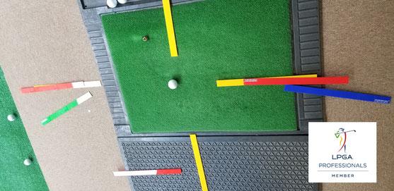 すぐに分かる・理解できるゴルフスイング軌道