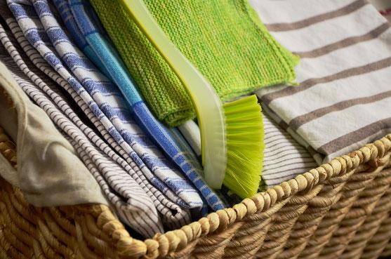 Kleine praktische Helferlein für Haushalt, Wäsche & Körperpflege