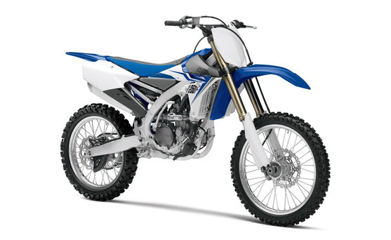 2014 Yamaha YZ250F