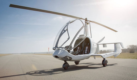 Rotorvox Gyrocopter
