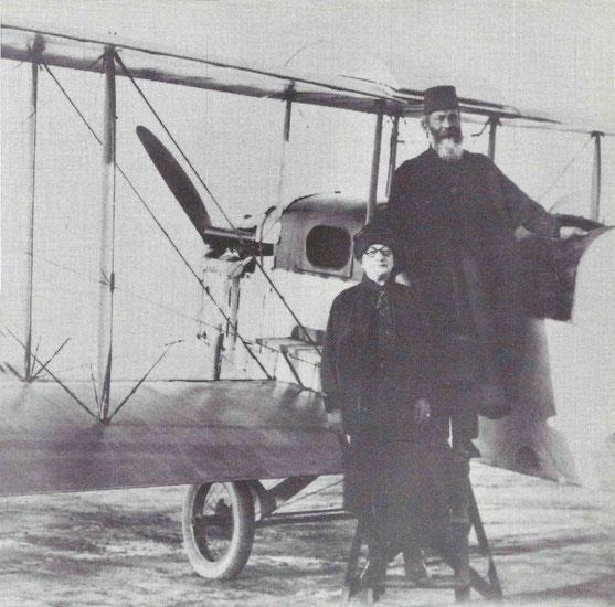 Inayat Khan with Rabia
