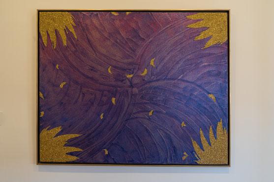 """Bild: Bild """"Wiener Blut"""" von Robert Malaval im Musée Picasso in Antibes"""