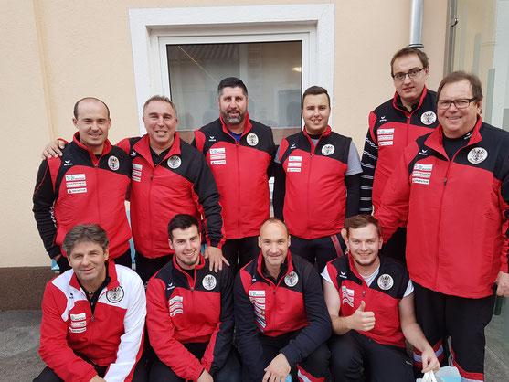 Eisturnier 2019 - Gruppe weiss - 30.11.2019 - BÖE Team 1 siegt vor BÖE Team 2