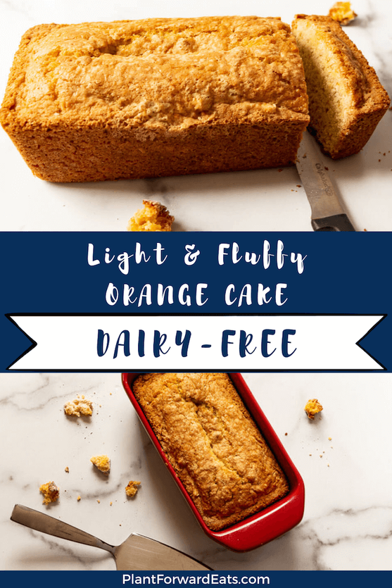 If you love dairy free desserts and gluten free desserts, try this dairy free cake recipe that's also a gluten free cake. It's one of the best healthy desserts.  #cake #glutenfreecake #dairyfreecake #allergyfriendly #dairyfreedessert #glutenfreedessert