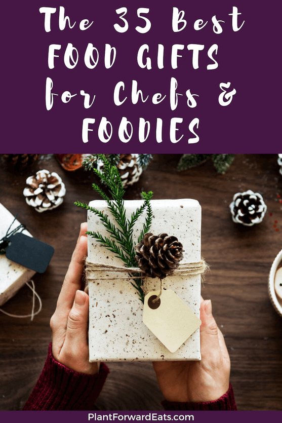 Need a gift idea for the foodies in your life? Add these picks to your holiday gift list. In my gift guide, I've got you covered from stocking stuffers to splurges! #giftguide #holidaygiftguide #holidaygiftideas #budgetfriendlygifts #wishlist