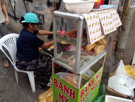Asien, Vietnam, Südostasien, Streetfood, Zwei auf Achse, Weltreise, Weltenbummler, Asiatisch, Essen, Fastfood, Backpacker