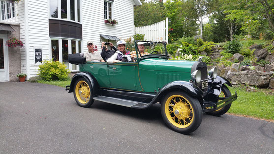 FORD A TOURING 1929