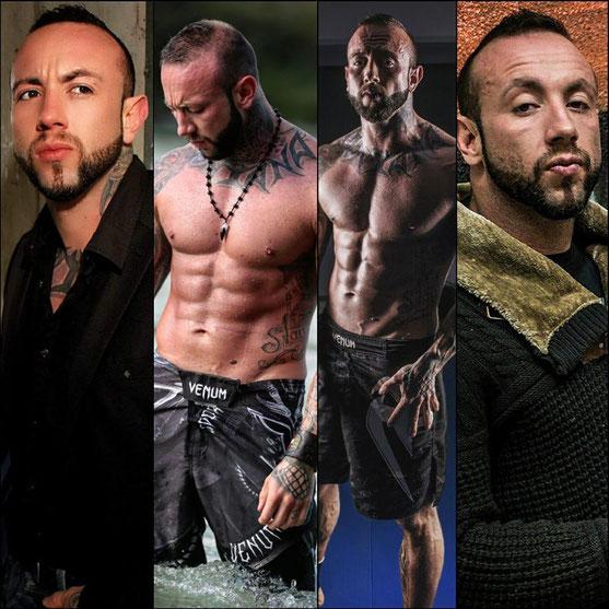 Rocco Montana Fitnesstrainer Ernährungscoach Motivator