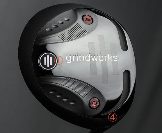 grindworks VARIANT ONE driver画像