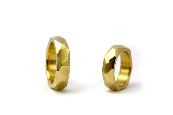 Trauringe, Eherunge, Partnerringe in Gold