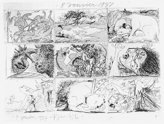 「フランコの夢と嘘」(1937年)