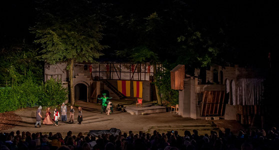Freilichtbühne Billerbeck Kultur in den Baumbergen