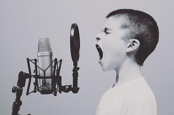 Singen macht glücklich