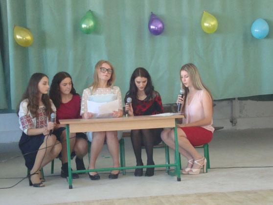 Засідання клубу анонімних вчителів